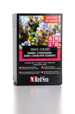 REEF CORALS COLORS A+B+C+D (BOTELLAS 100ML)